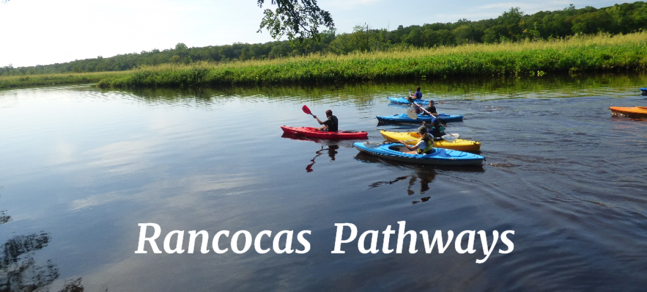 Rancocas Creek National Water Trail Program &  Rancocas State Park Bluewater Trail
